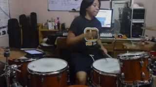 I've fallen in love with you - Joss Stone (drum cover)