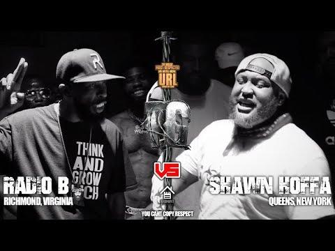 RADIO B VS SHAWN HOFFA | URLTV