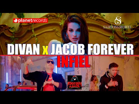 DIVAN ❌ JACOB FOREVER - Infiel (Official Video by Freddy Loons) Reggaeton Romantico Cubaton 2019