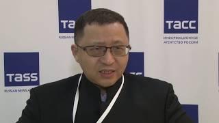Инфофорум Югра.Фан Биньсин: проблема кибербезопасности будет лишь возрастать