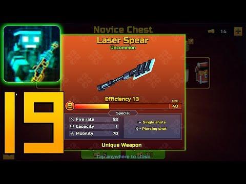 Pixel Gun 3D - Laser Spear - Gameplay Walkthrough Part 19