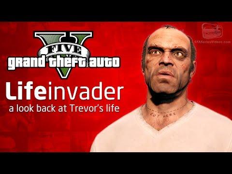 If Trevor From GTA V Were Using Facebook (Thank God He's Not)