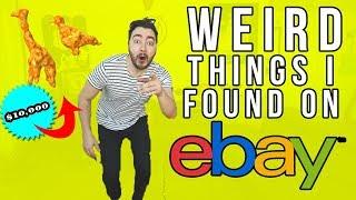 WEIRD THINGS I FOUND ON EBAY! ** MARCH 2019**