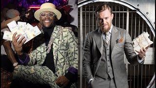 Цена билетов на бой Мейвезер vs. МакГрегор, сенсоры на экипировке бойцов UFC