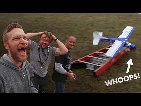 rc-bush-landing-challenge-2018--vlog0138