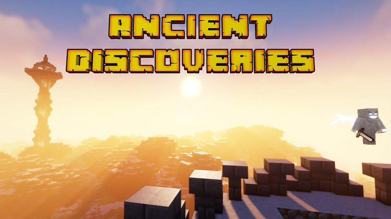 Minecraft Ancient Discoveries 001 | Ein neues Abenteuer beginnt | Gameplay Deutsch thumbnail