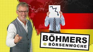 Schwache Steuereinnahmen mit fatalen Folgen: Deutschland mitten in der Wirtschaftskrise?