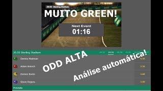 Speedway virtual - tutorial e programa de análises - BET365