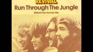 Creedence Clearwater Revival   Run Through The Jungle (LeSale's Satanic Edit)