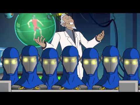 Supa Strikas - Season 3 Episode 35 - Suspended Animation