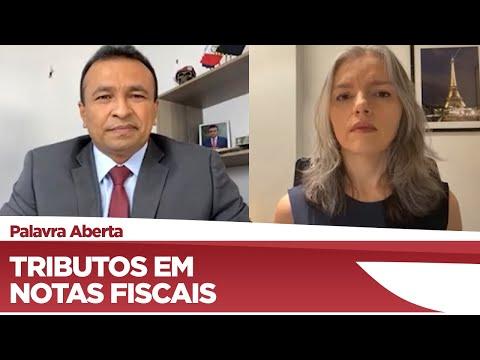 Capitão Fábio Abreu quer divulgação de todos os tributos diretos em notas fiscais - 04/06/21
