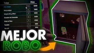 RELOJES, JOYAS, DINERO... EL MEJOR ROBO! - THIEF SIMULATOR #10