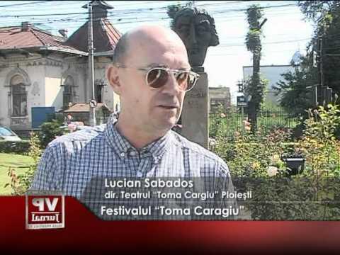 """Festivalul naţional de teatru """"Toma Caragiu"""""""