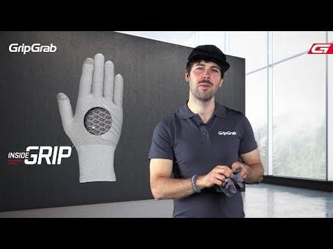 GripGrab Primavera Merino handske grå video