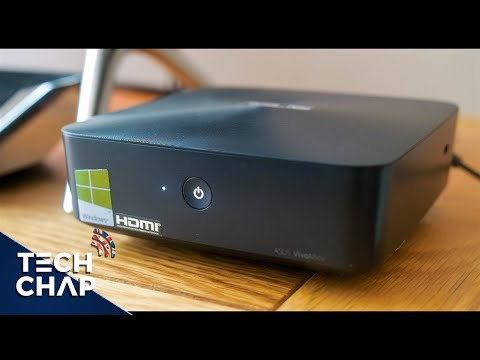 A Windows 10 PC for £200? (ASUS VivoMini UN45) | The Tech Chap