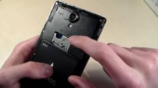 Review Archos 55 Platinum (unboxing, design, perfomance, camera)
