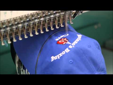 The Making Of A Custom Embroidered Boxing Hat By Hollywoodfilane.com - Domenic Filane Mp3