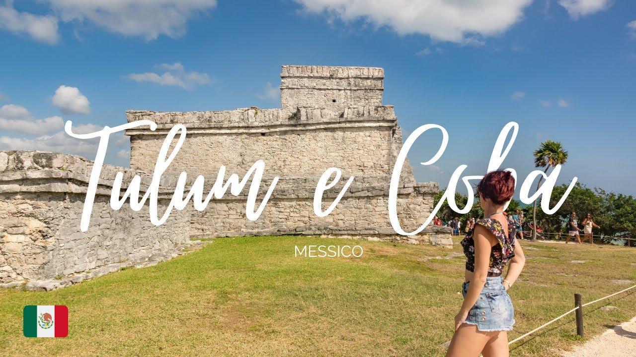 TULUM e COBA, il Messico Selvaggio – MESSICO DAY 5