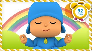 🙅‍♂️ POCOYO in ENGLISH - Meditation and relax [92 min] |Full Episodes | VIDEOS and CARTOONS for KIDS