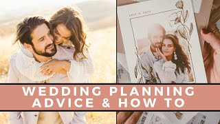 Wedding Planning Advice | How To Plan Your Dream Wedding