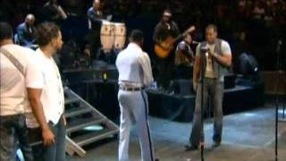 Aventura Live At MSG - Ciego De Amor ( Ft Antony Santosl) (LRM Video).wmv