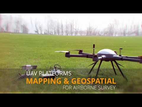 CHCNAV | Unmanned Aerial Mapping Solutions