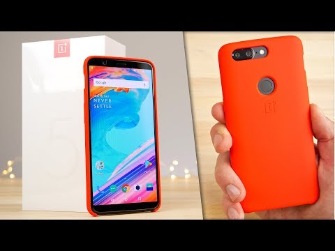 OnePlus 5T Unboxing & First Impressions!
