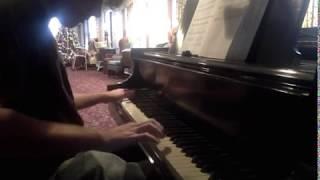 Celestine Blue {piano improv in B} by Jeffrey Brown