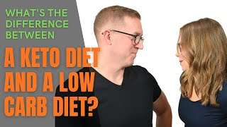 Difference Between A Keto Diet And A Low Carb Diet 🧐