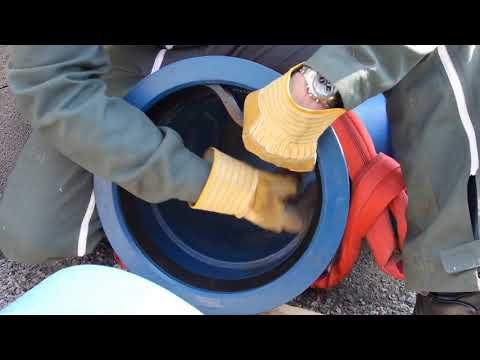 EPDM Tyton Rubber Gasket WRAS Approved