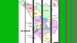 Pembelajaran Mengenali Bendera Negeri di Malaysia