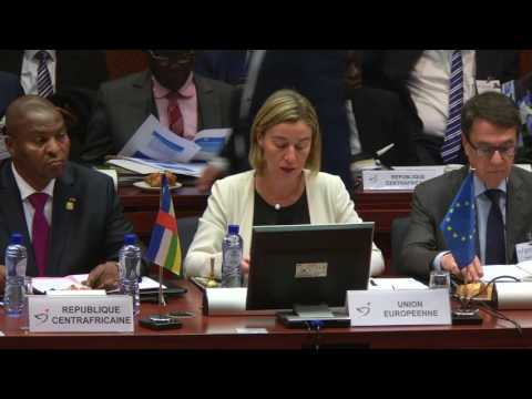 Opening remarks Brussels Conference for the Central African Republic