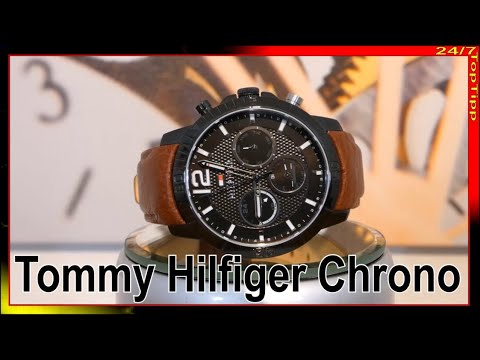 Tommy Hilfiger Uhr 1791269 - Videopräsentation - Unboxing - In Depth Review