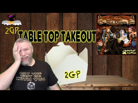 Red Dragon Inn (1 - 3) - Tabletop Takeout Tuesday