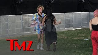 Justin Bieber Gets Hyped Before Yodel Kid | TMZ - Video Youtube