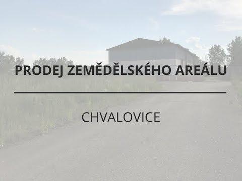 Prodej zemědělského objektu 33490 m2, Kovanice Chvalovice