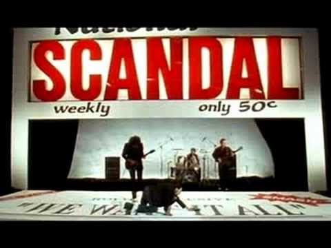 , title : 'Queen - Scandal (Official Video)'