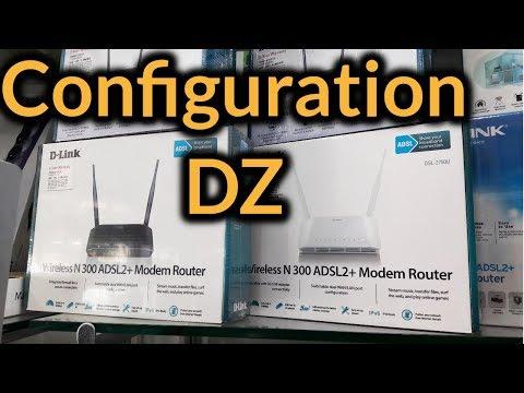 Mise a jour Flashe du Firmware du Routeur D-Link 2750u et Autres
