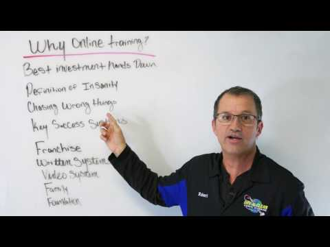 Why Online Training for Carpet Cleaners? What's Included ...