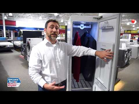 External Review Video VMOjQwQyz6Y for LG Styler Steam Clothing Care System