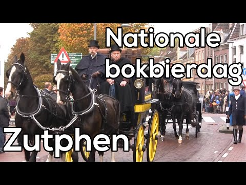 Nationale bokbierdag Zutphen