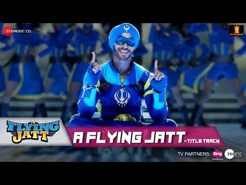 Download A Flying Jatt - Title Track | Tiger Shroff & Jacqueline Fernandez | Sachin Jigar | Mansheel| Raftaar HD Mp4 3GP Video and MP3