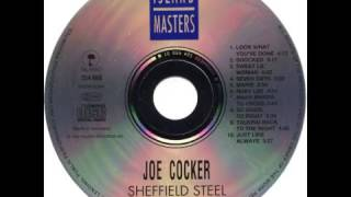 Joe Cocker - Sheffield Steel (All LP)