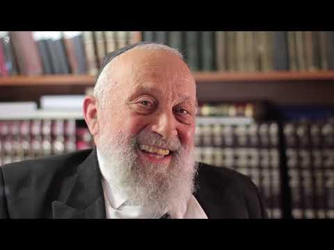 Continuity in Crisis - The Story of Rabbi Sinai Adler