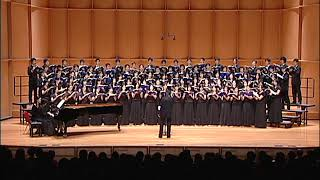 And The Glory Of The Lord (from Handel 'Messiah') - National Taiwan University Chorus