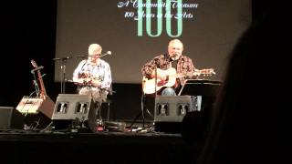 "Jorma Kaukonen 2015-03-06 Colonial Theater ""Nobody Knows You When You're Down And Out"""