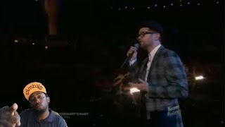 "Josh Kaufman Performs ""I can't make you love me"" The Voice 2014 top 8  reaction"