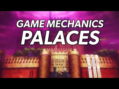 "Infiltrating Palaces and ""Dealing"" With Shadows"