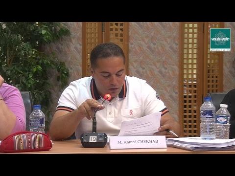 Conseil Municipal Ville de Vaulx-en-Velin jeudi 28 juin 2018