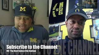 Michigan Man Ray Talking March Madness Plus Michigan Football with Zeek on The Blue Print Show